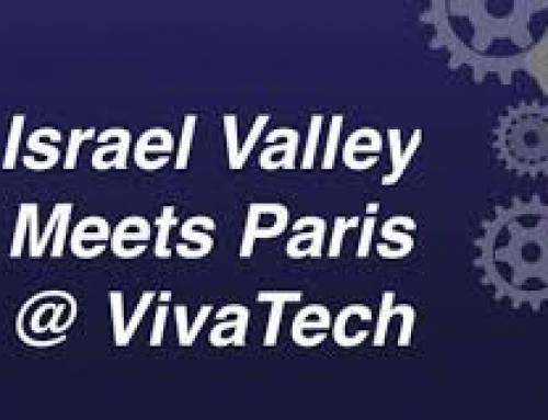 Israel Delegation @ VivaTech Paris – June 2017