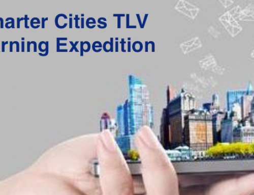 Smart Cities & DLD Learning Expedition – September 2017